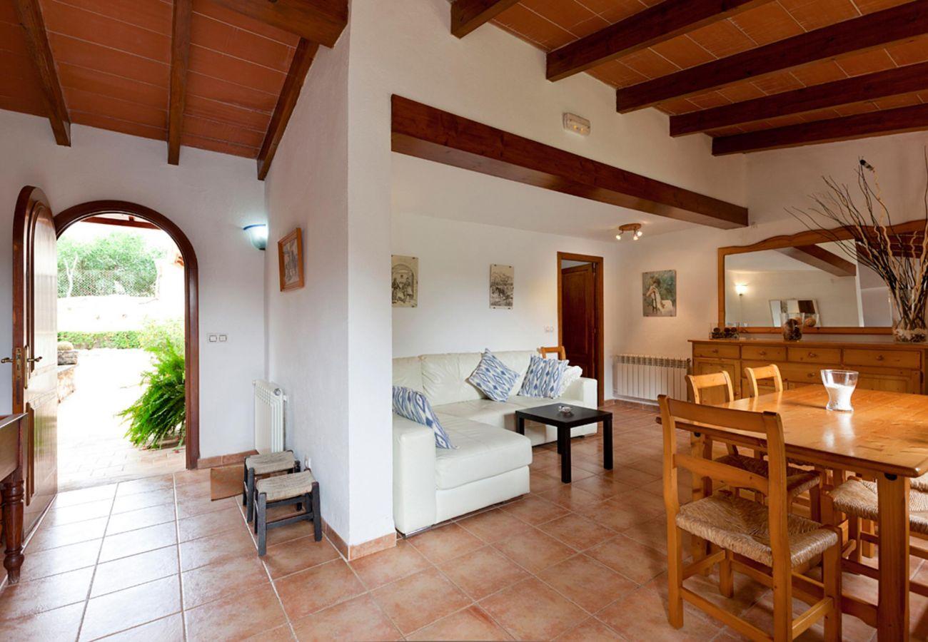 Villa en Pollensa / Pollença - PONT ROMA (ET/01066) Ref. VP77
