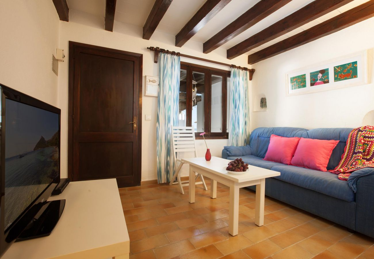 Casa en Cala Sant Vicenç - PESCA 2 (VTV/0240BAL) Ref. CS15