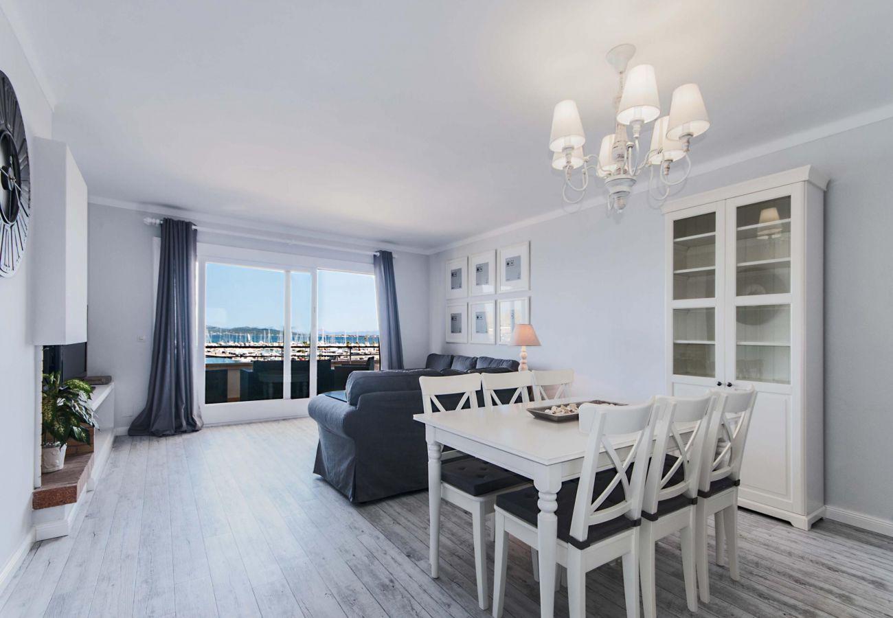Apartamento en Port de Pollença - FORMENTOR 28 (ETVPL/12783) ref. PP28