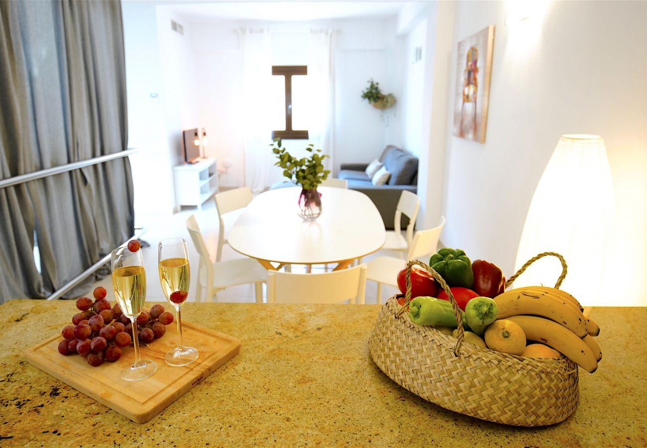 Apartamento en Palma de Mallorca - Centro de Palma junto a la Catedral - La Lonja Hom