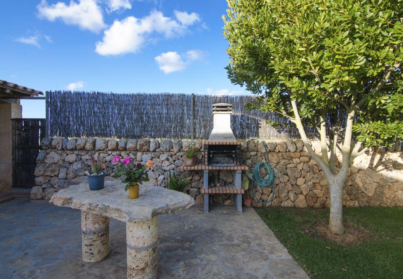 Casa en Campos - Son Coves, Casa Mallorquina cerca de Es Trenc