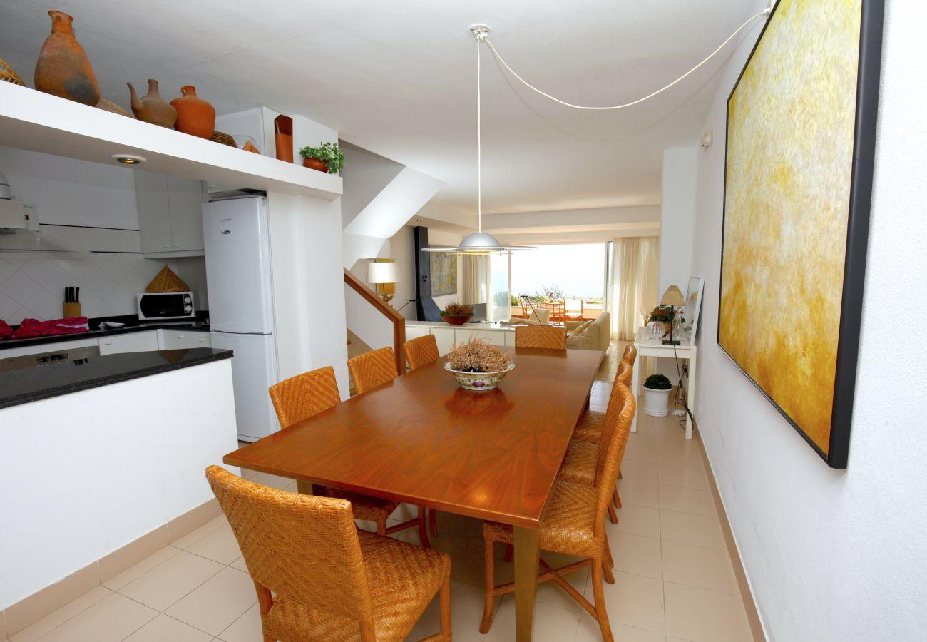 Apartamento en Sa Rapita - Casa Sa Rapita frente al mar