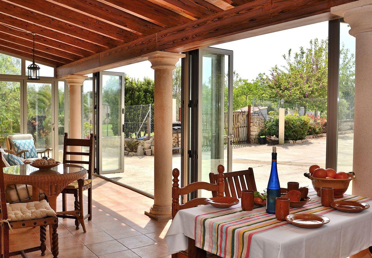Mallorca Finca mit Pool in Muro