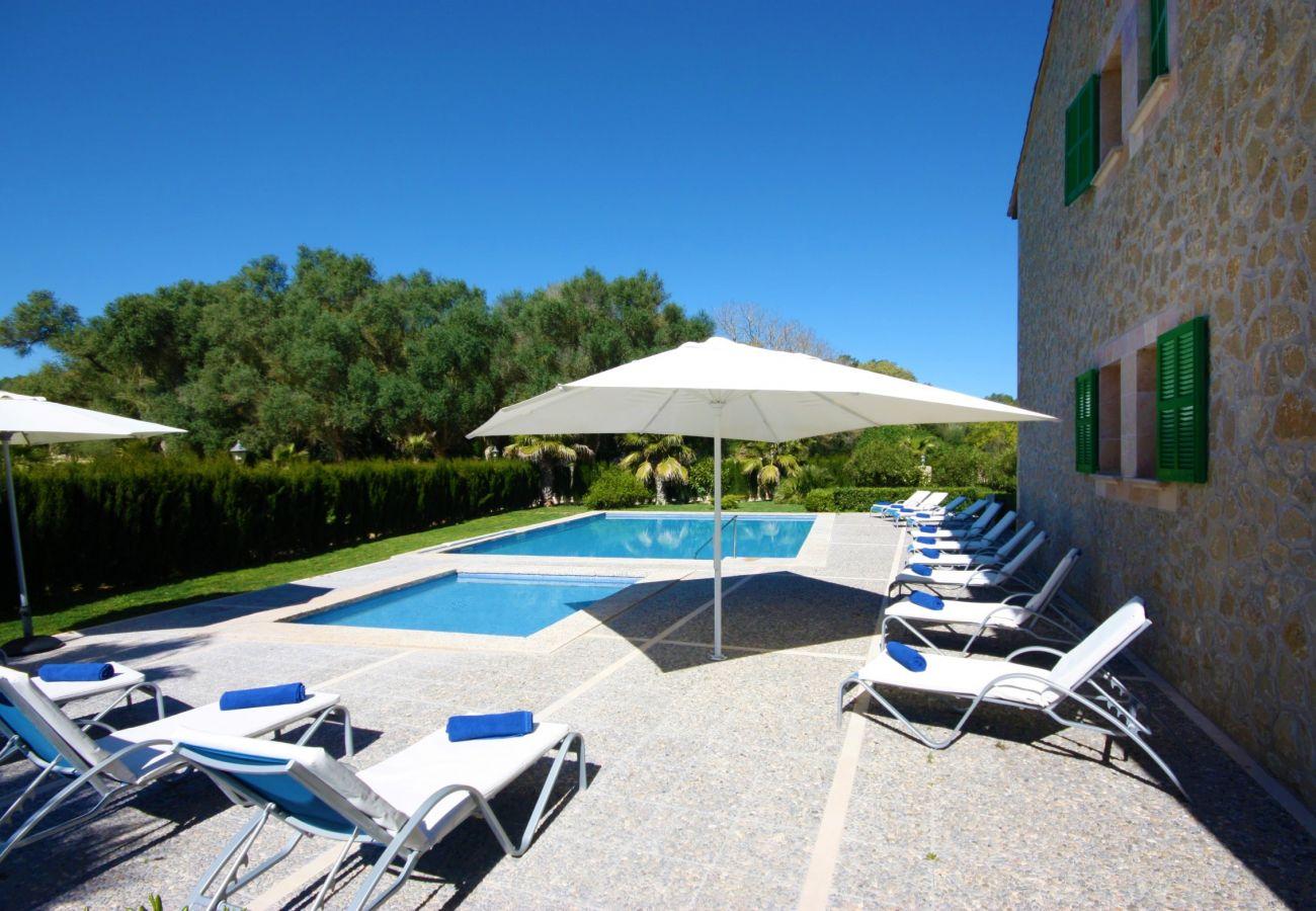 Alquiler de vacaciones en Mallorca, Finca Mallorca privada