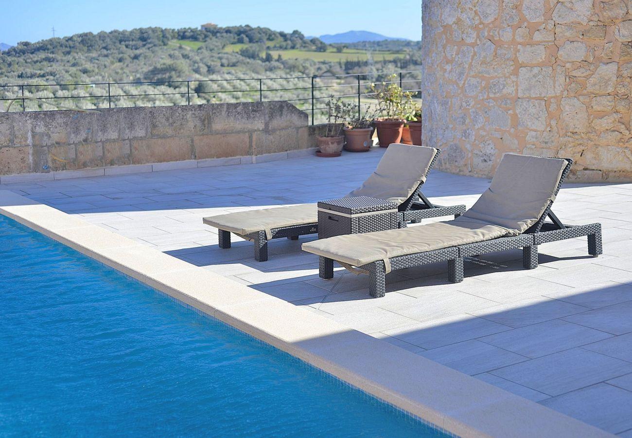 Alquiler privado Finca Mallorca muro