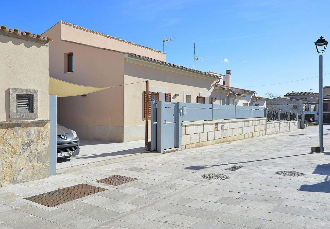 Casa en Muro - Sa Riba casa de pueblo Muro 021