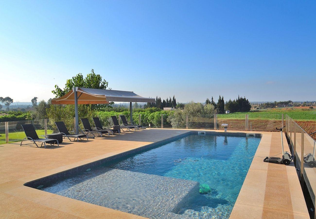 aFinca Mallorca en alquiler