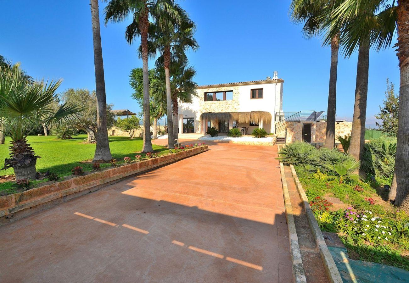 Alquiler de villa en Mallorca
