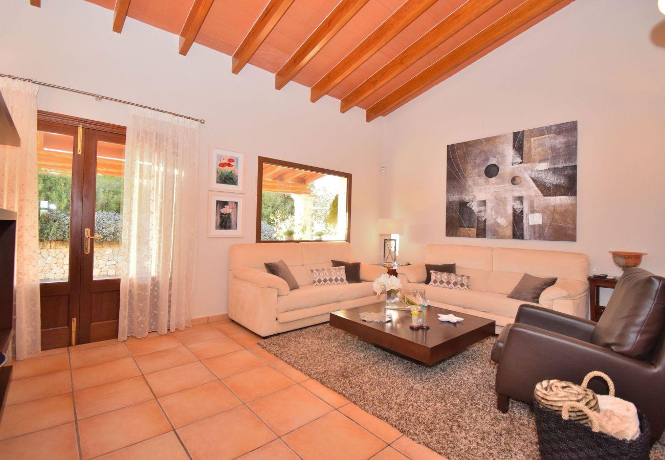 Finca en Santa Margalida - Es Coscois Sta Margalida villa 031