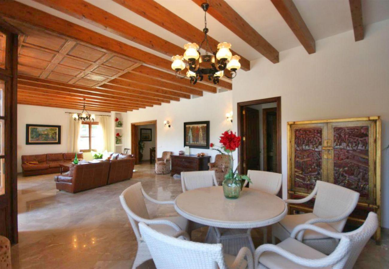 Finca en Petra - Son Capellet villa Petra  028