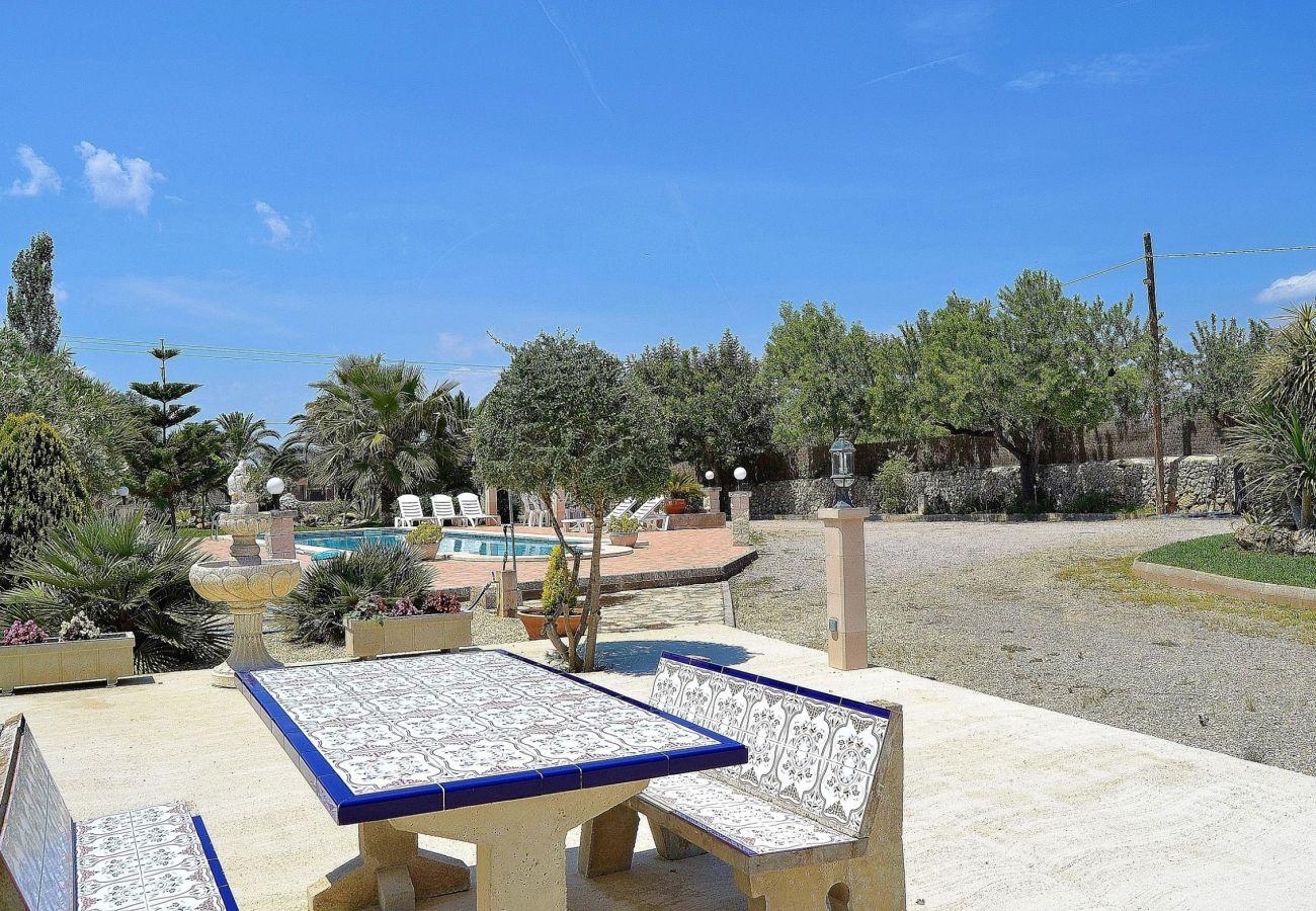 Casa en Inca - Es Pinaret finca Inca Mallorca 044