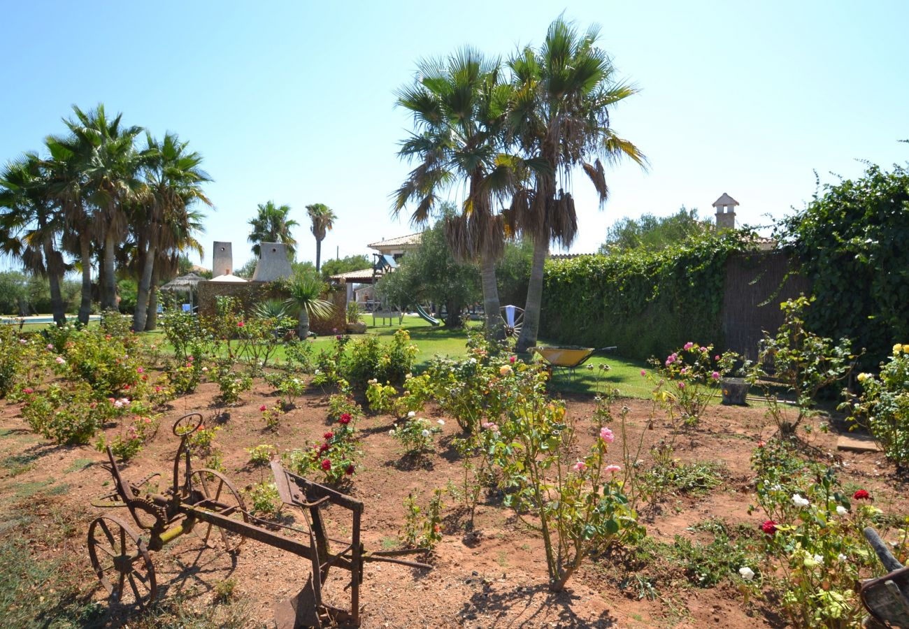 Finca en Muro - Can Gamundí Villa Can Picafort  052
