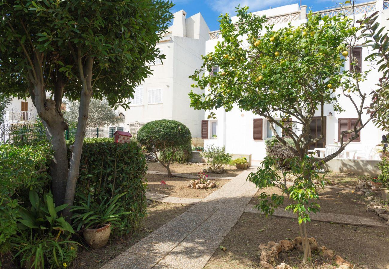 Casa en Alcúdia - Can Xim Es Barcares Alcudia adosado 080