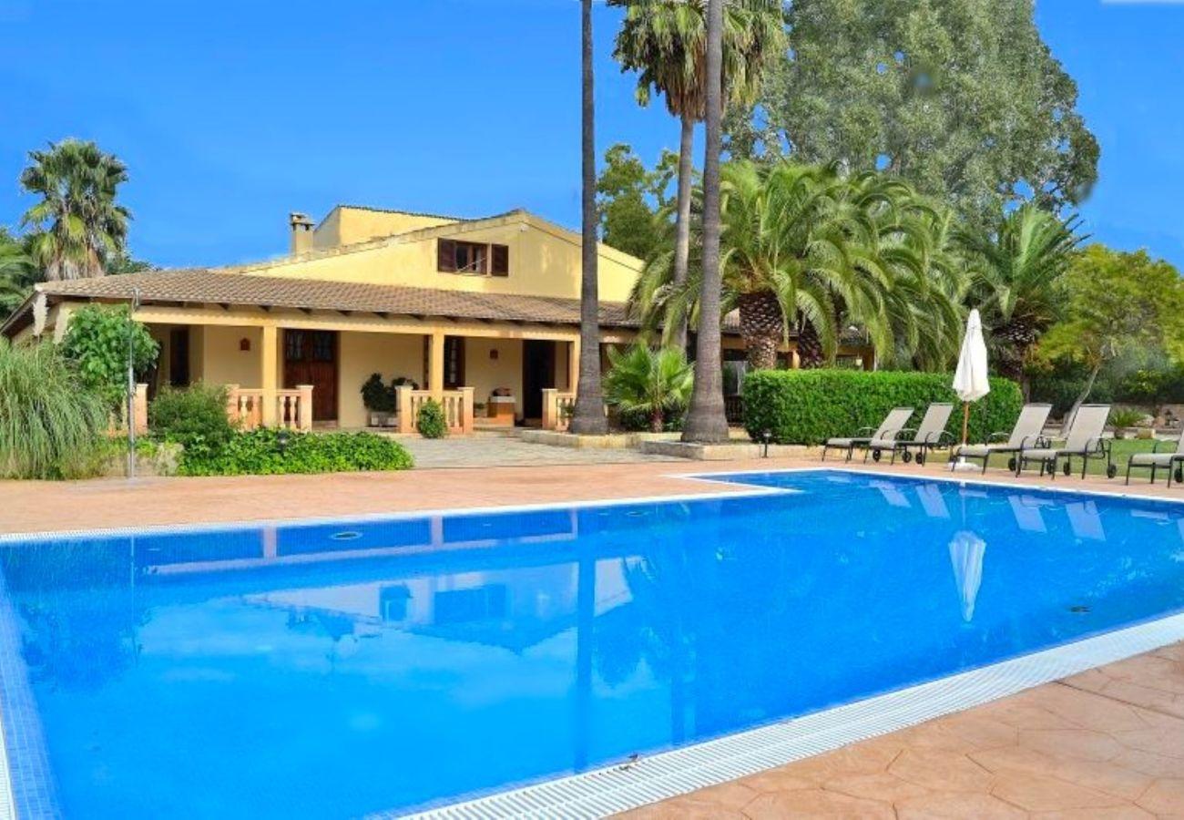 Alquiler de casa de vacaciones en Mallorca   LLUIBI