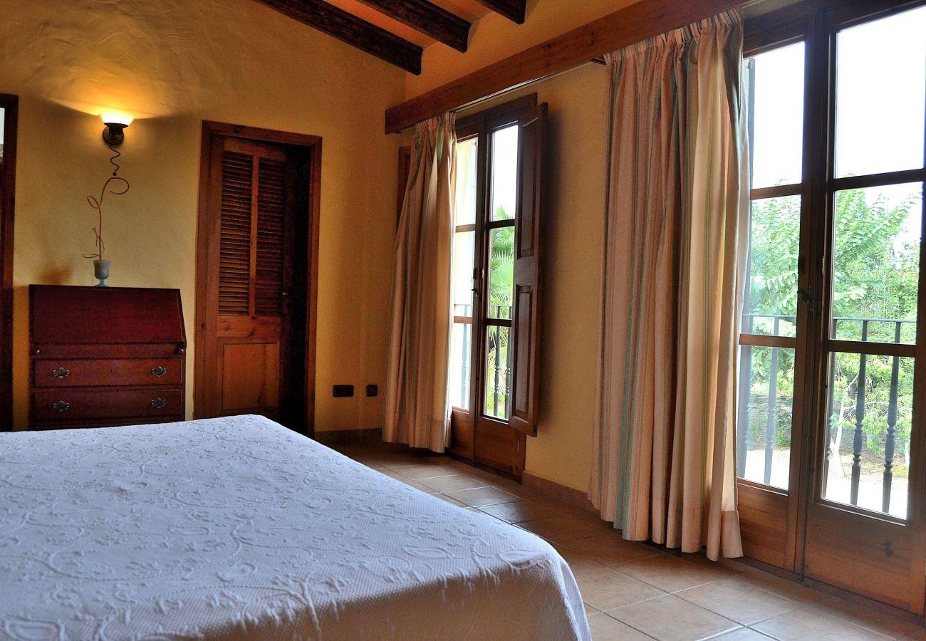 Alquiler de casa de vacaciones en Mallorca   LLUIBILLUIBI