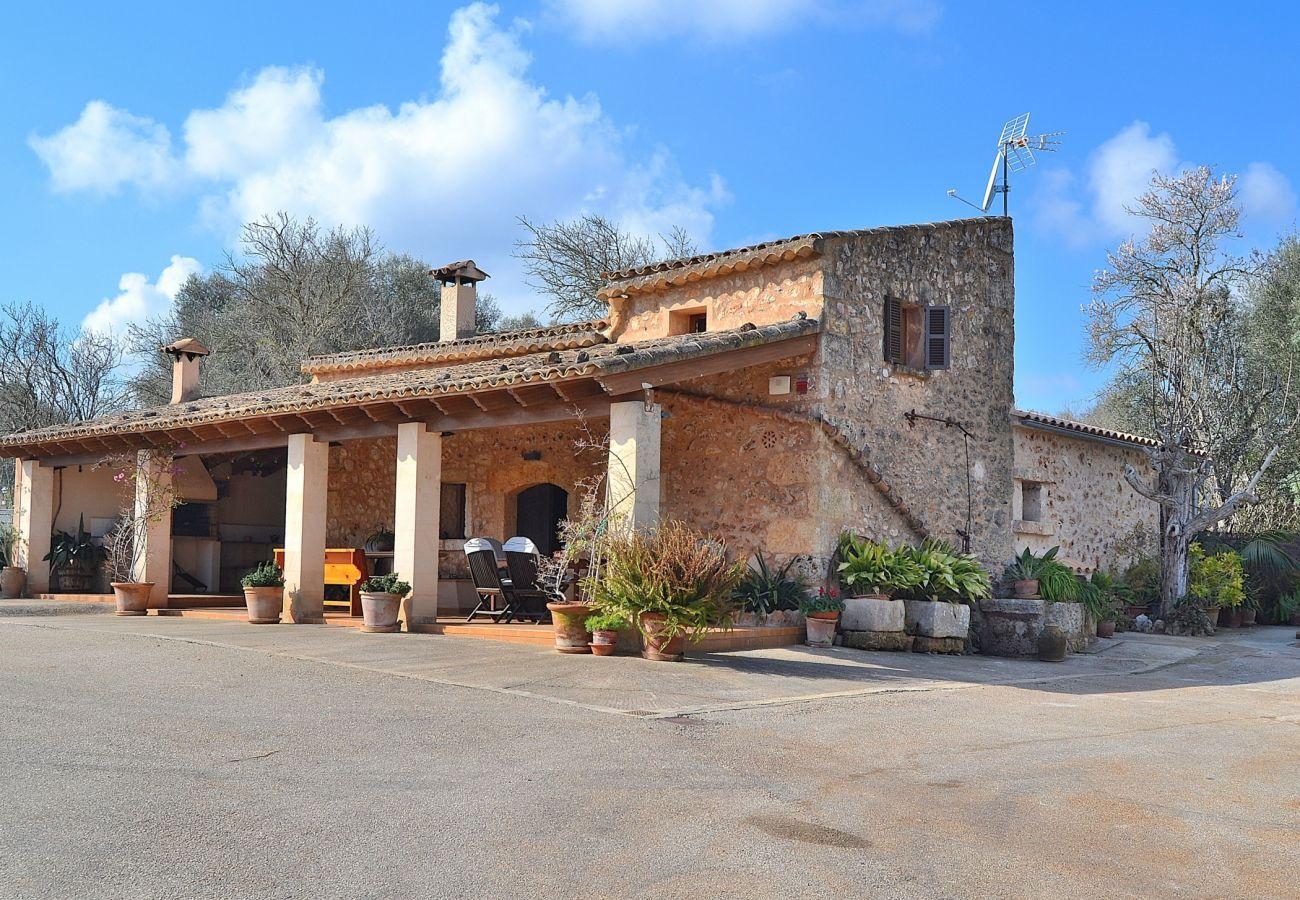 Alquiler de casa de vacaciones en MallorcaLLUIBI