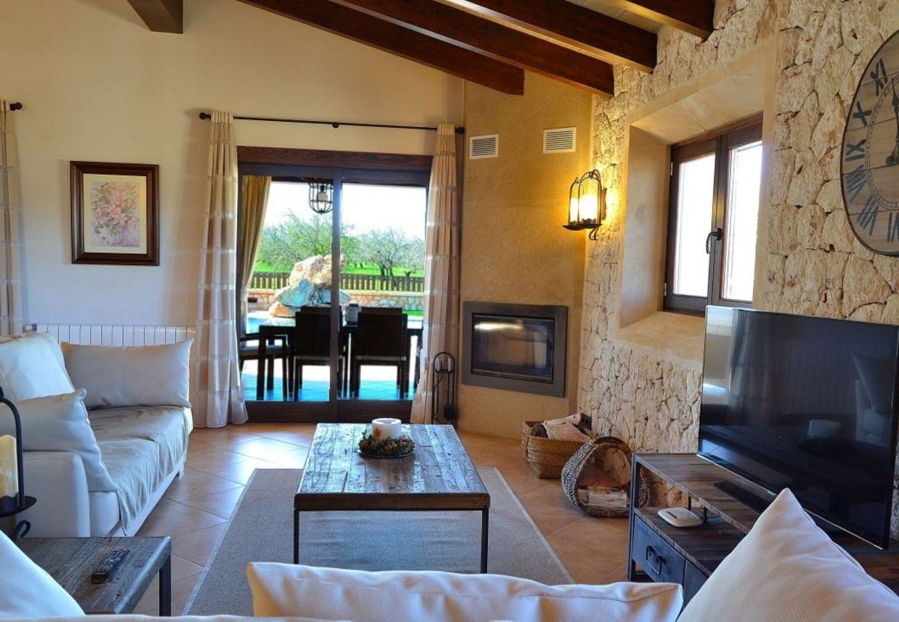 Finca en Buger - Son Costa Búger Villa 065