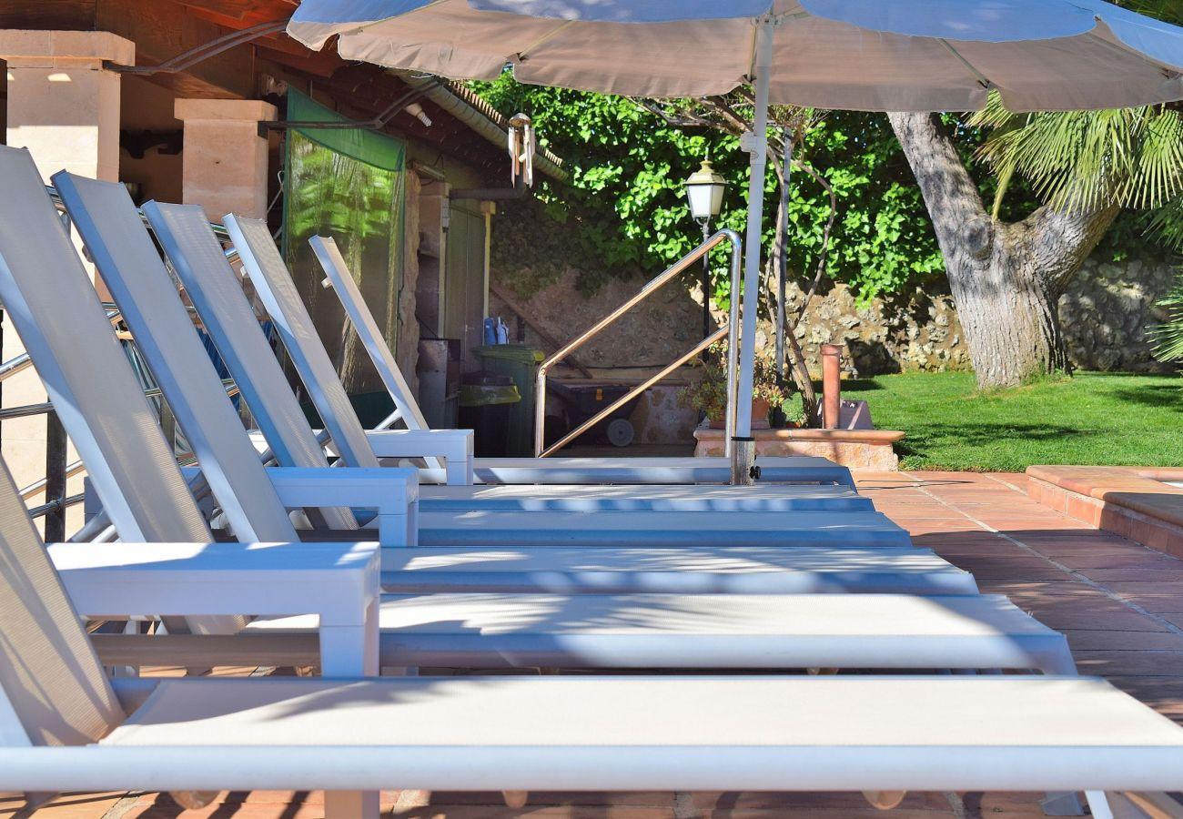 Finca en Manacor - Sa Font Nova Manacor Villa 095