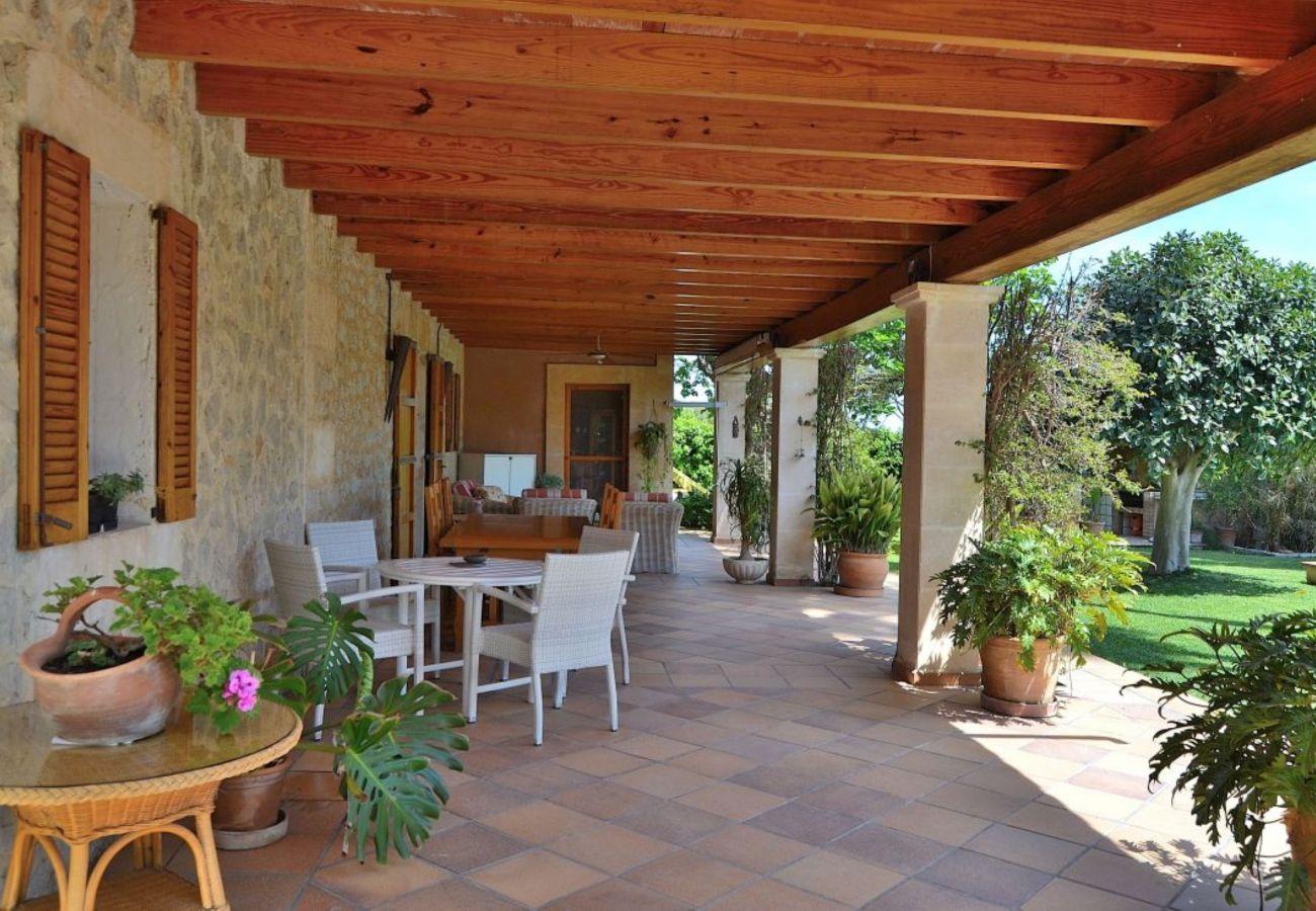 Finca en Binissalem - Can Bast Villa 106 Binissalem