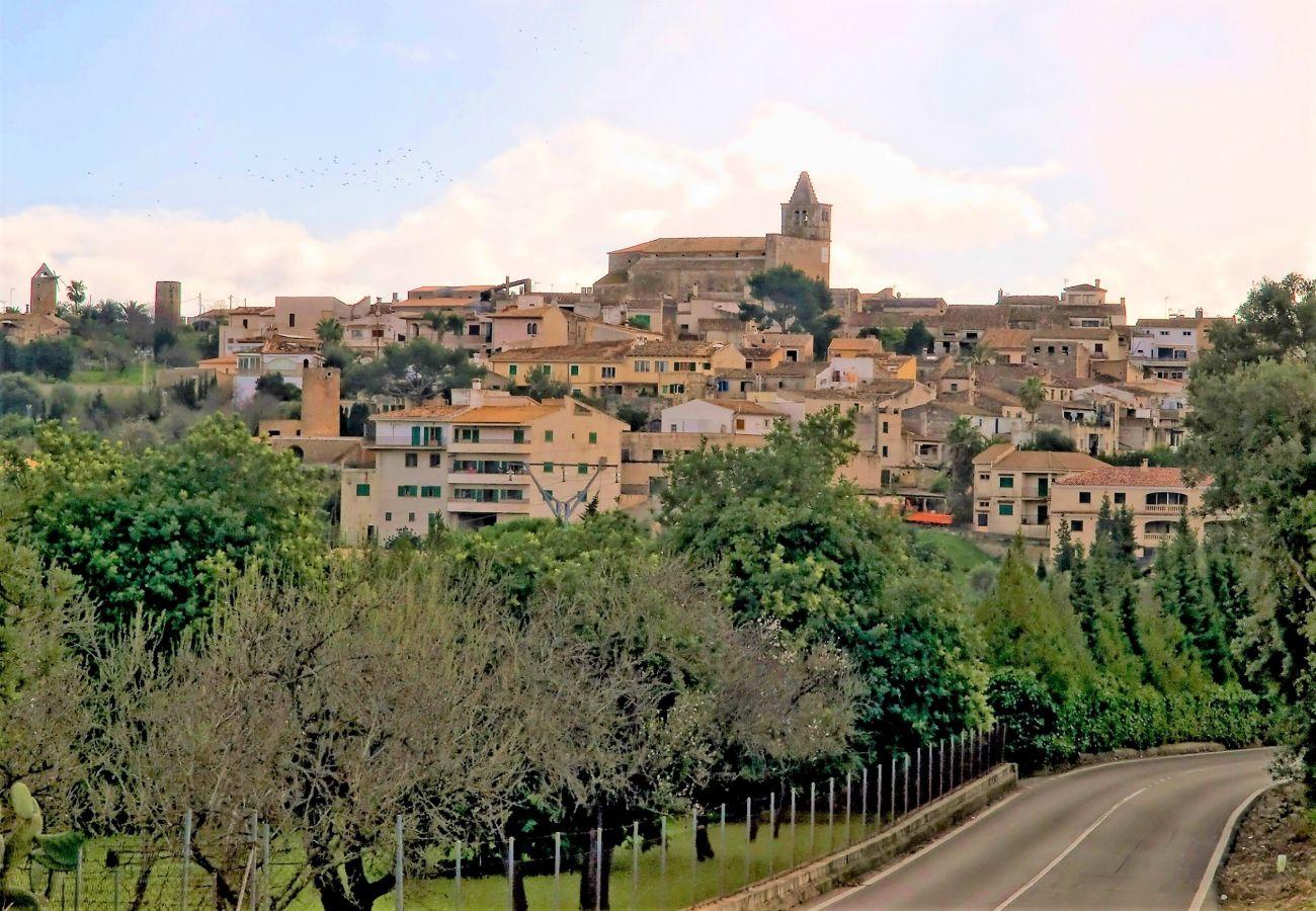 Finca en Buger - Son Tresco Búger Finca Mallorca 126