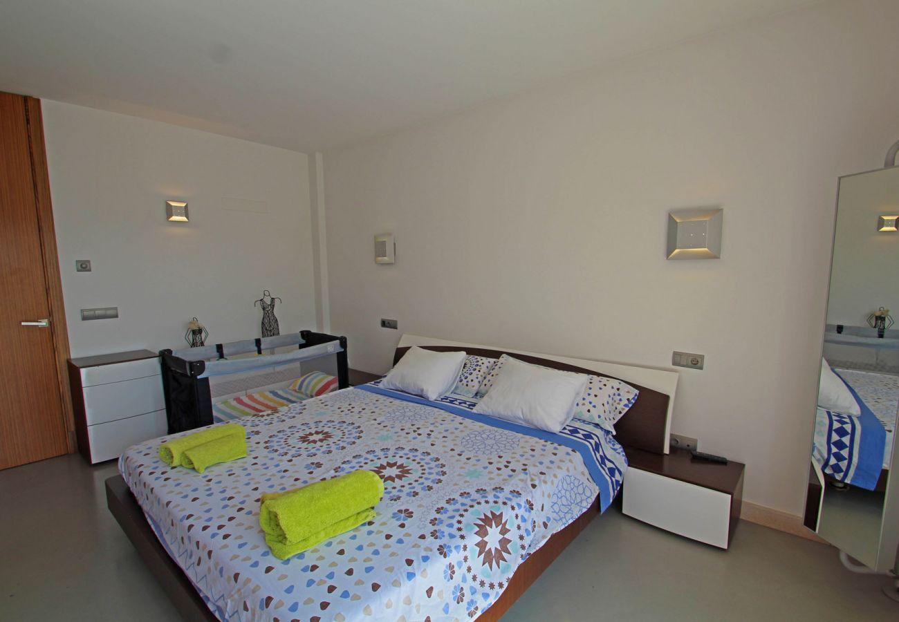 Villa en Porreres - Villa S'Estacio - Modern villa for families