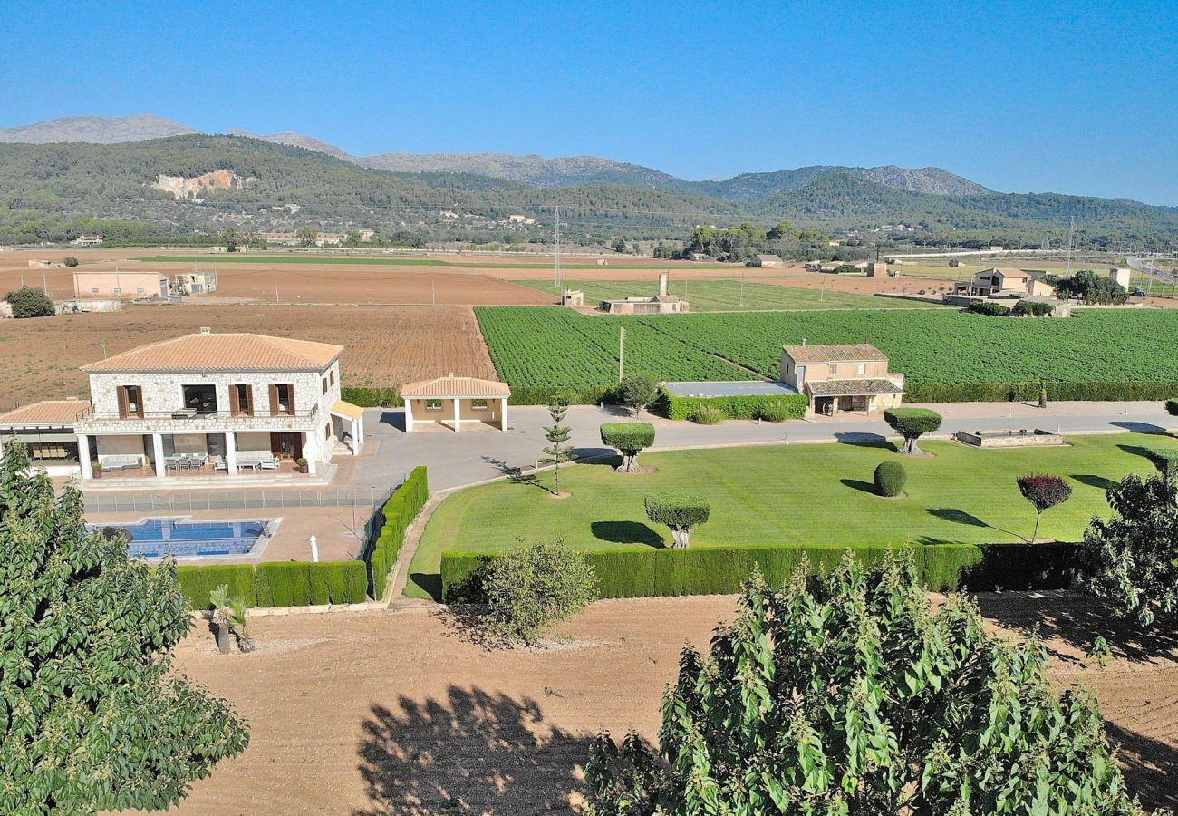 Finca en Sa Pobla - Rey del Campo Villa Sa Pobla 140
