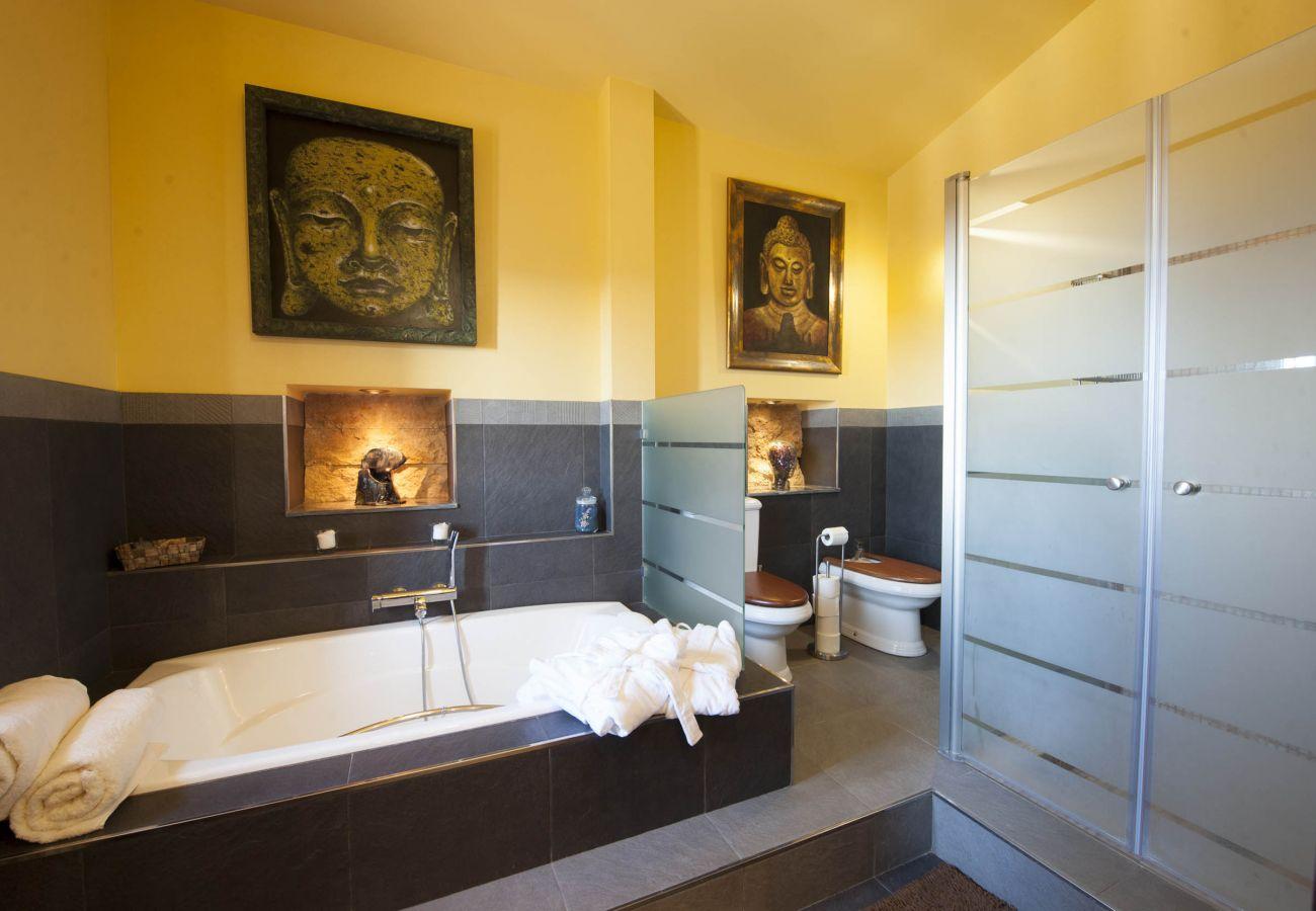 Finca en Manacor - Finca Can Corem - LUXURY - Big bedrooms - Big pool
