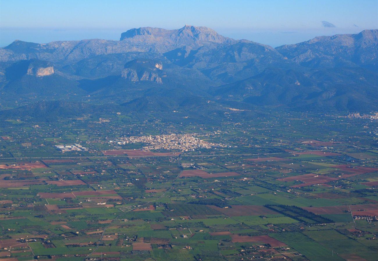 Finca en Binissalem - Es Triquet Villa Binissalem 151