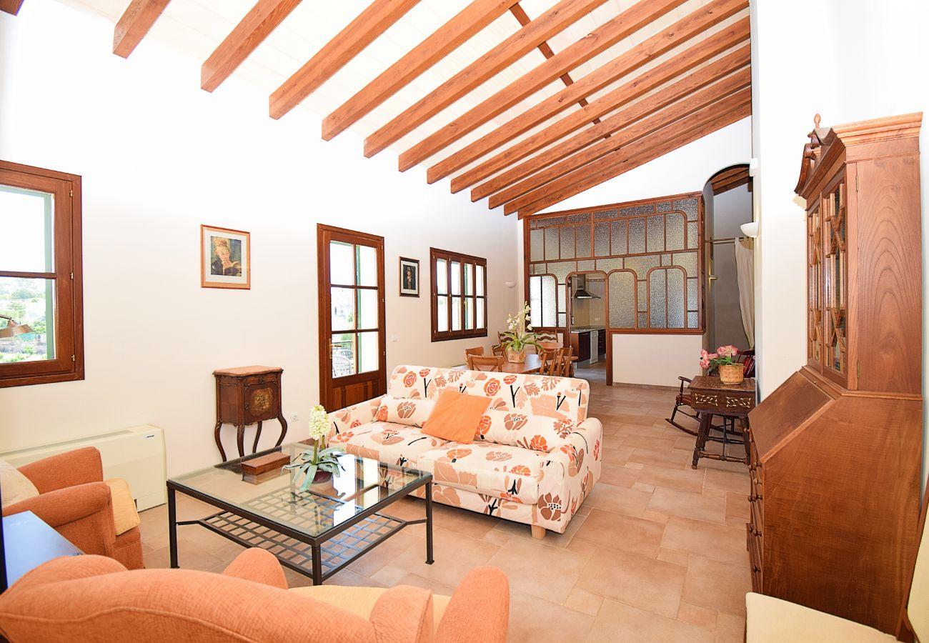 Casa en Llubi - Tofollubí casa de pueblo Llubí 152