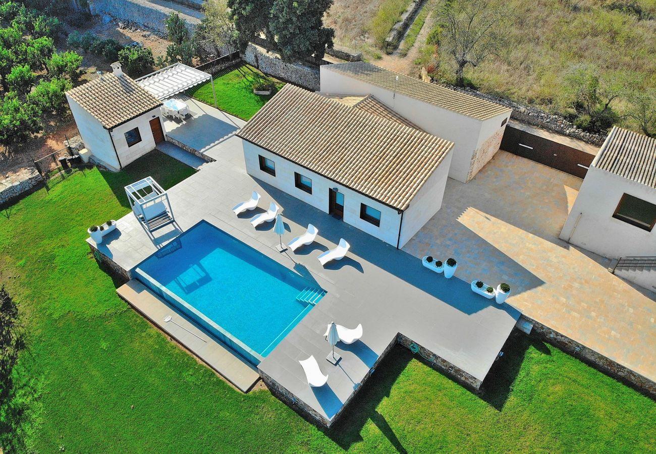 Finca en Llubi - Son Calet Muro Villa 156