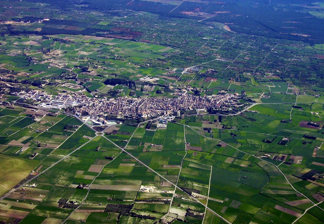Finca en Santa Margalida - Estret finca Santa Margalida 184
