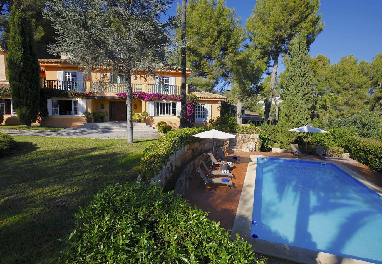 Villa en Palma de Mallorca - Son Vida Home & Golf