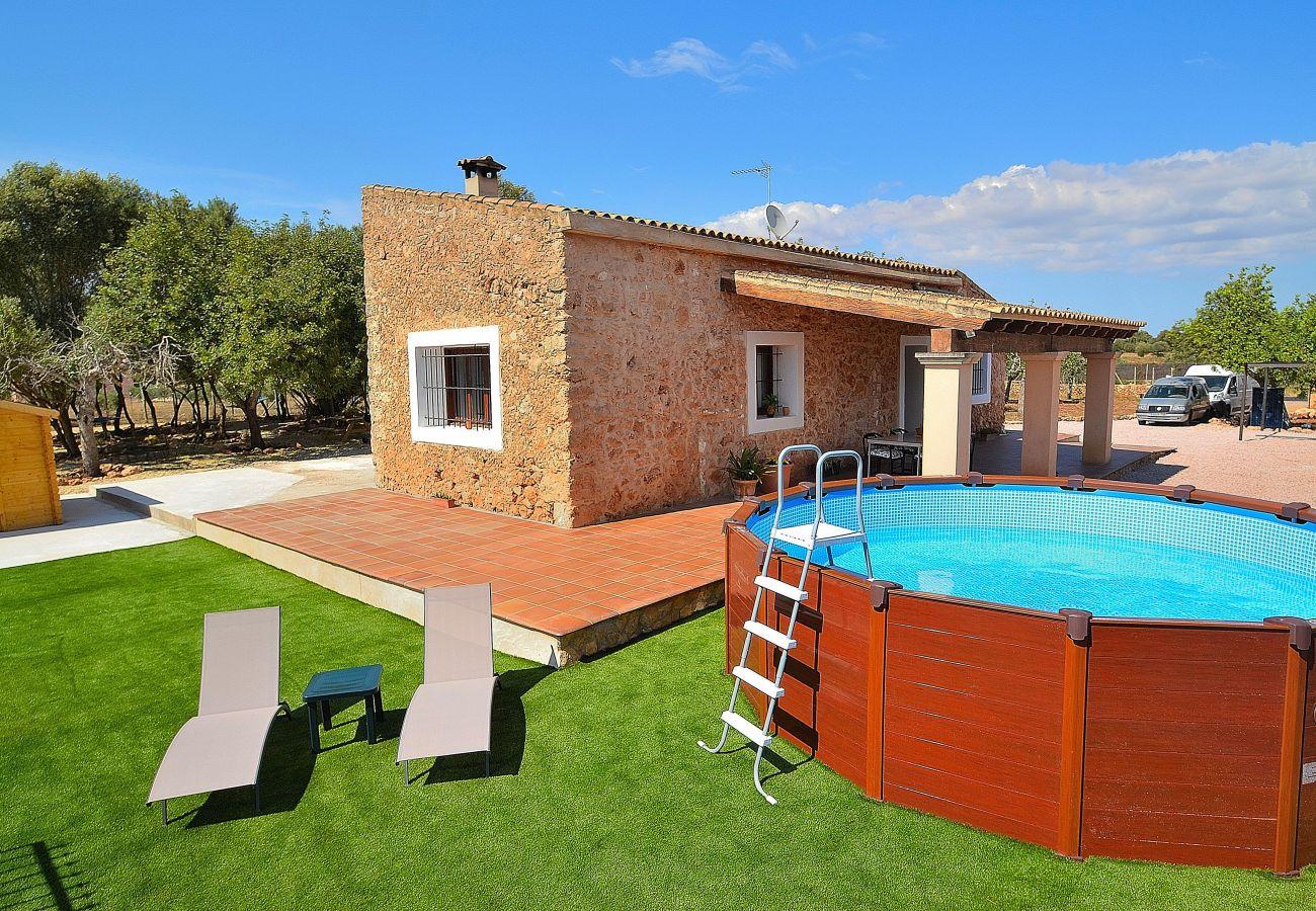 Finca en Santa Eugenia - Santa Eugenia Mallorca Villa 508