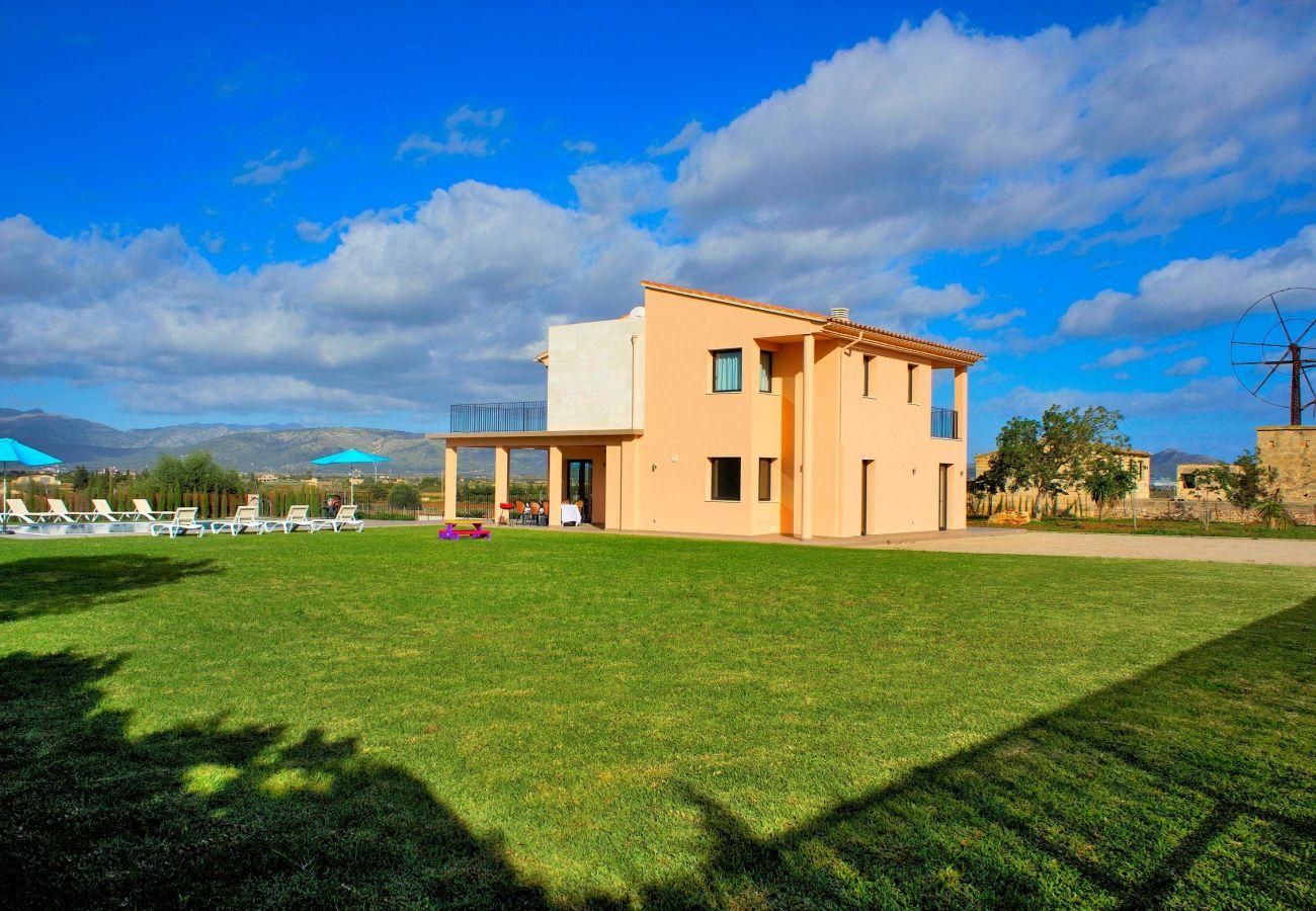 Finca en Muro - Es Moli Villa Can Picafort 056