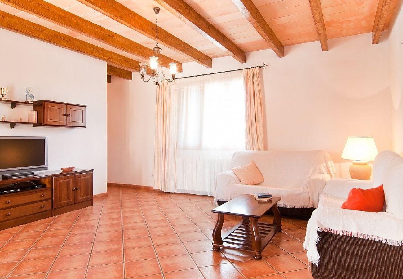 Finca en Campos - Can Mates Nou villa Campos 404
