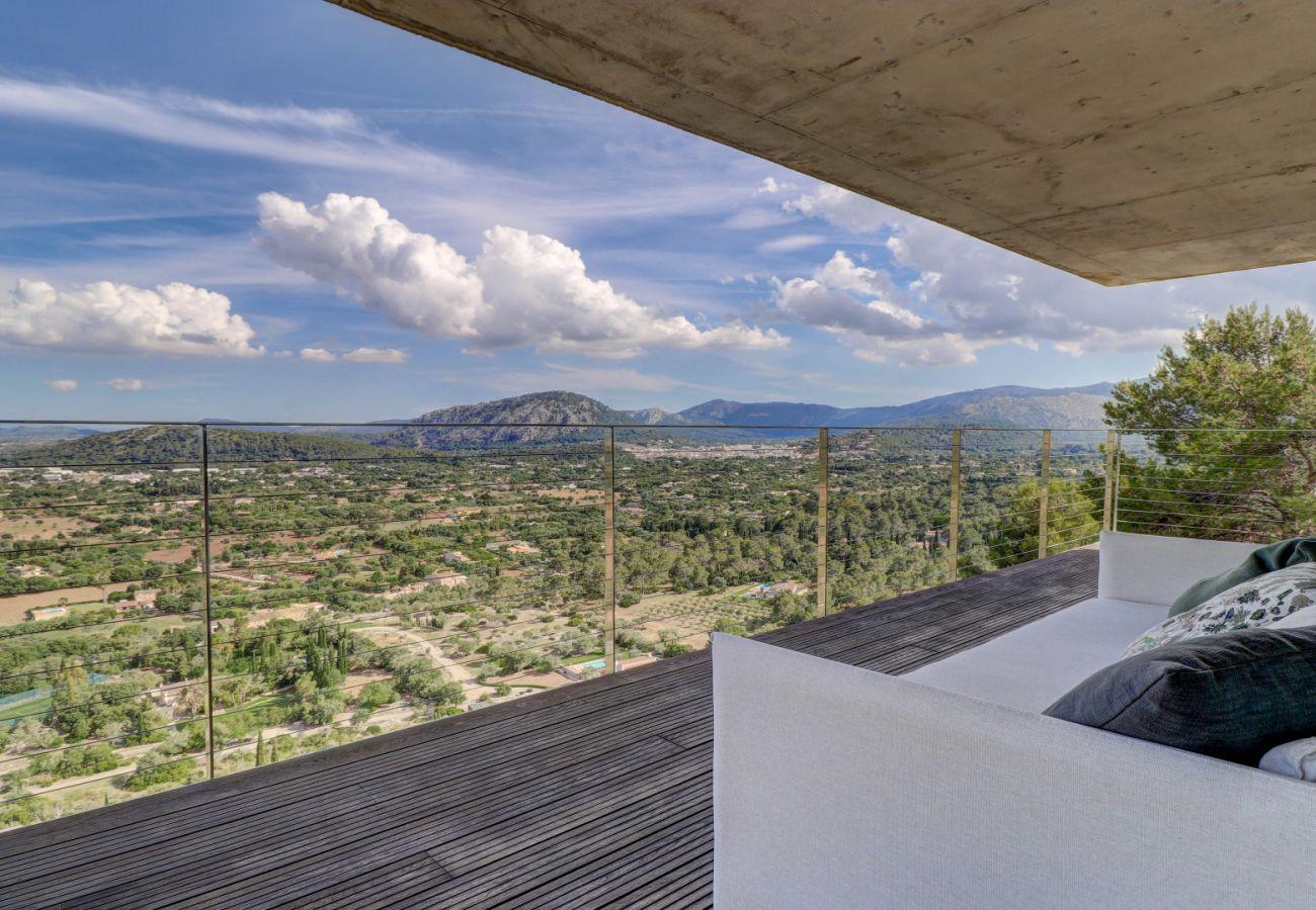 Villa en Pollensa / Pollença - Villa LA FONT (ETV/7571) Ref: PPT01
