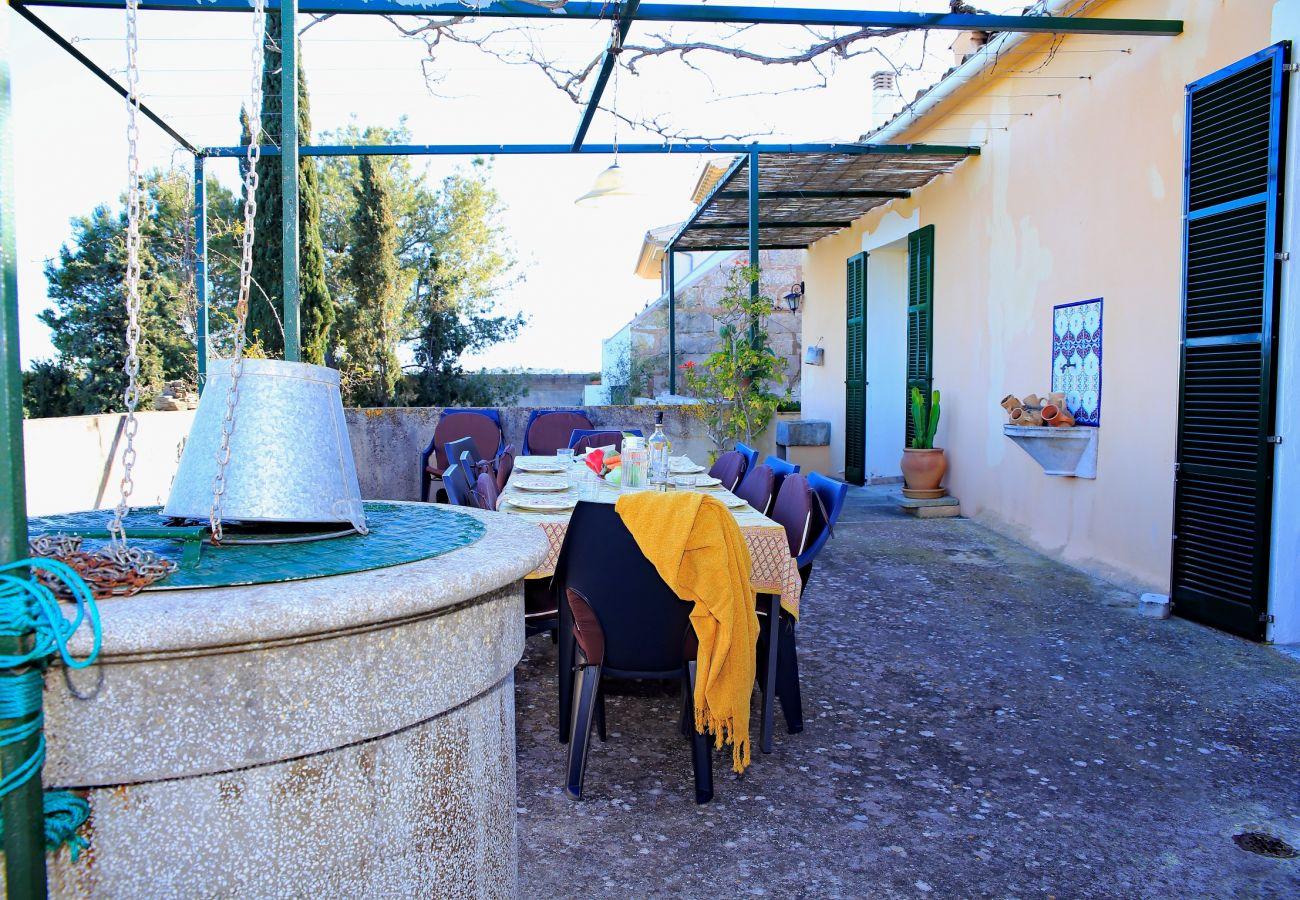 Casa en Muro - Cas Padrí Jordi casa de pueblo Muro 233