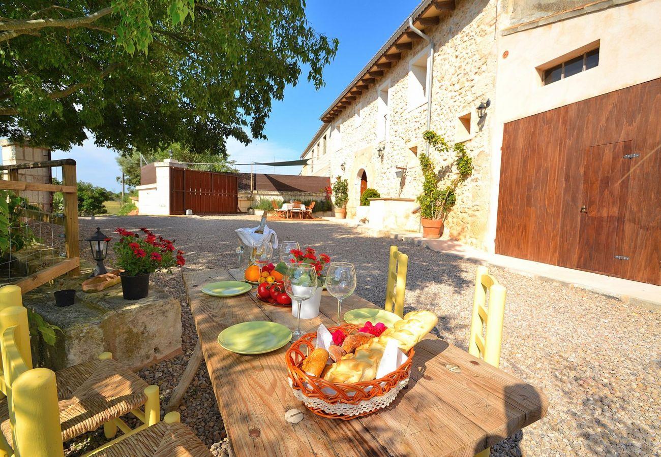 Casa rural en Santa Margalida - Rafal des Turó villa Santa Margalida 061