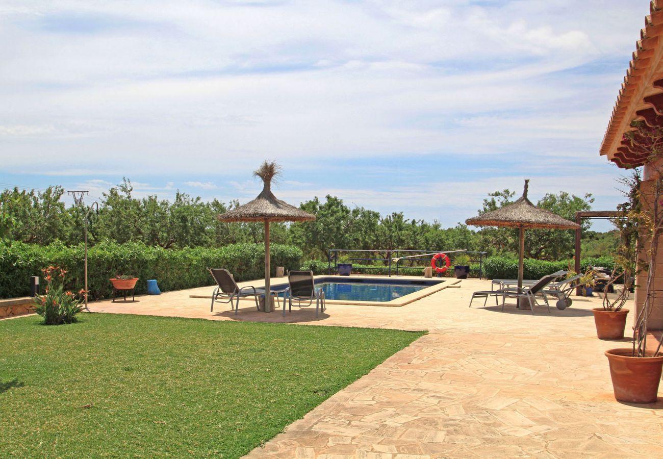 Finca en Felanitx - Finca Ses Figueretes - Cala Sa Nau beach - Air.Con