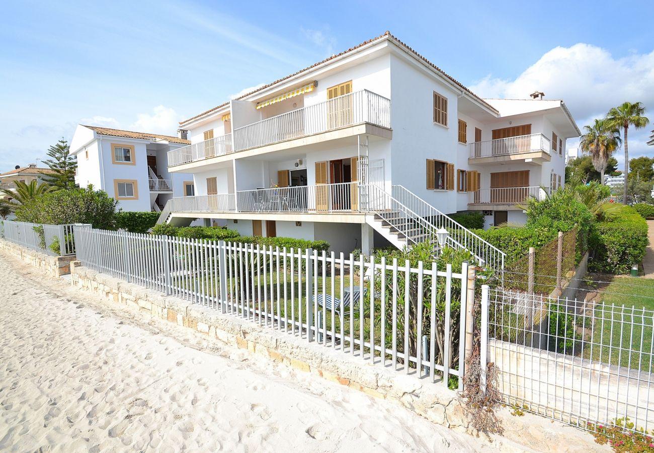 Foto del apartamento con vistas al mar en Puerto de Alcudia