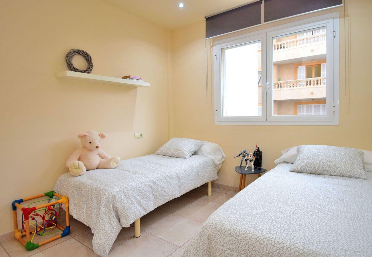 dormitorio para los niños