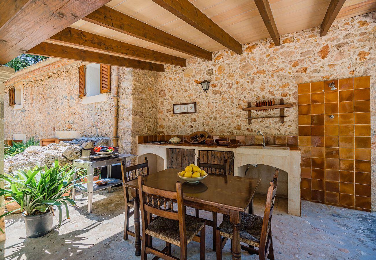 Villa en Pollensa / Pollença - PICASSA  (VTV1427) Ref: VP29