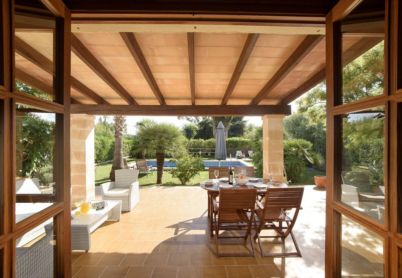 Villa en Port de Pollença - TINTORER (ET/317) ref. PP04