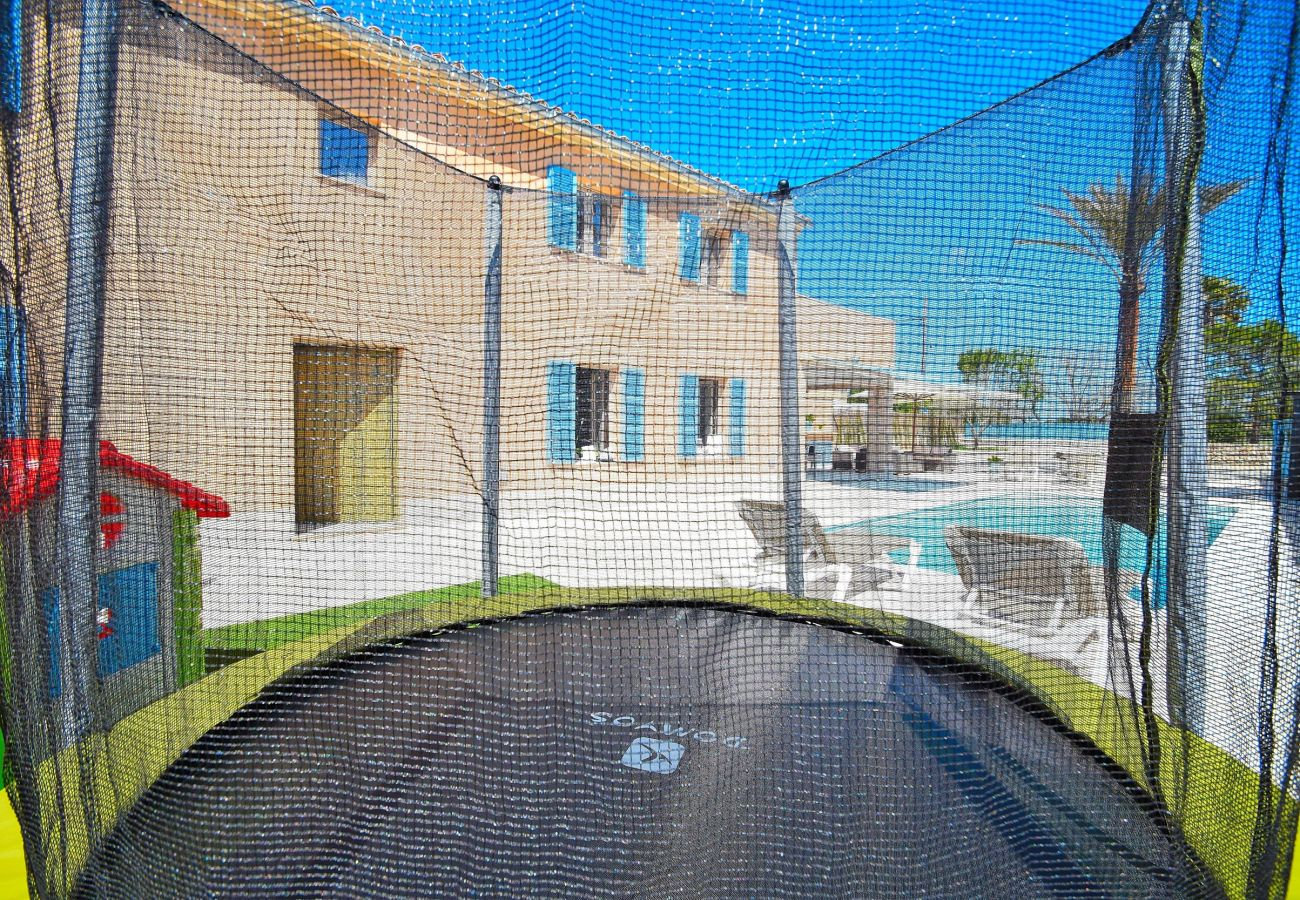 Villa en Sineu - Ca na Rossa Sineu 009