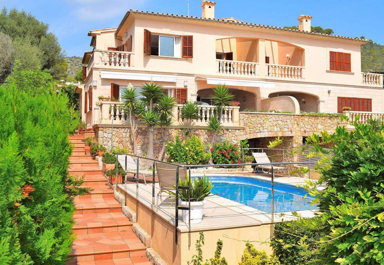 Villa en Alcúdia - Villa Faro Alcanada Alcudia 071