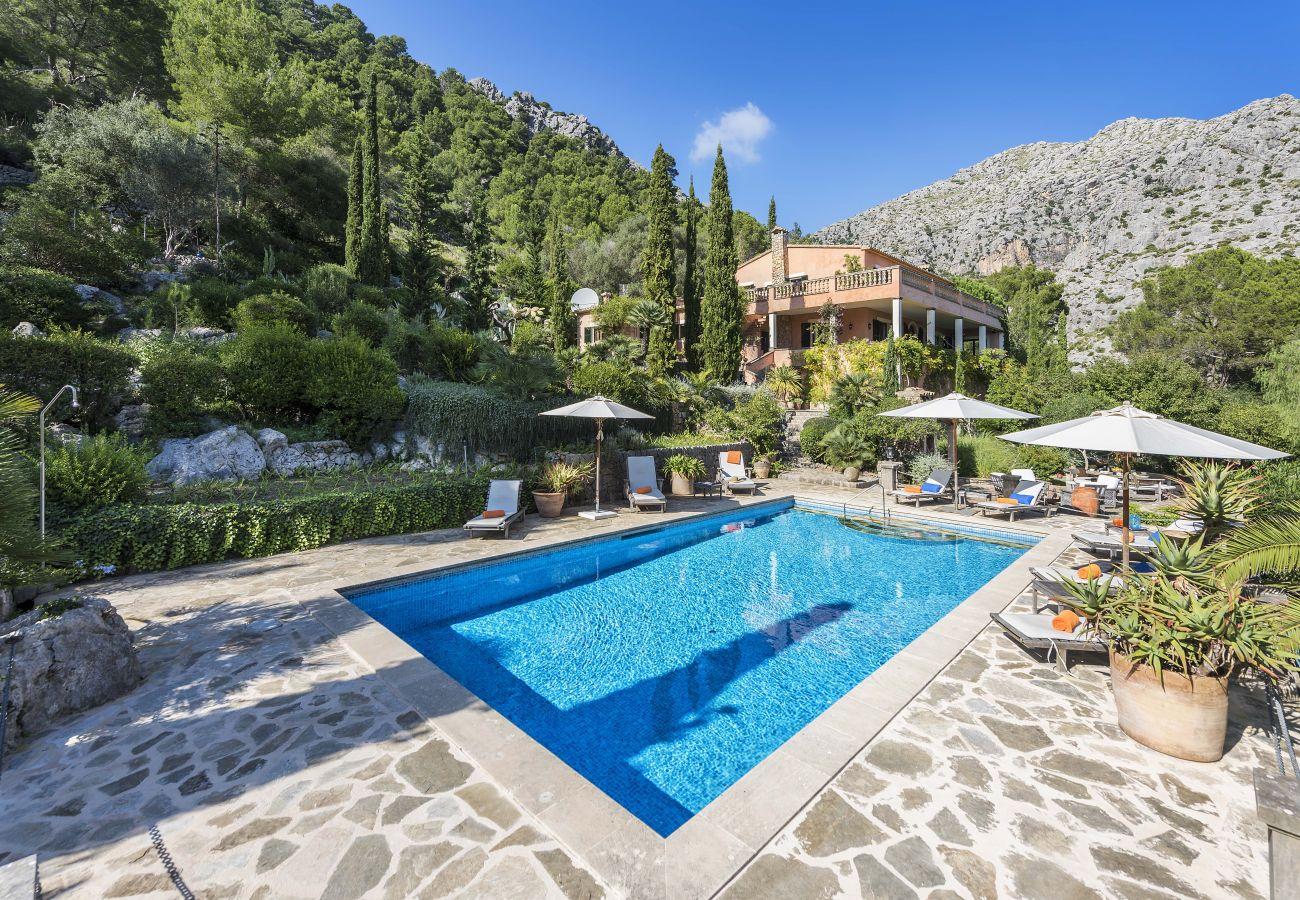 Villa can Punxa Dalt 10 personas