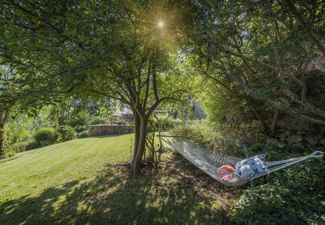 Jardin de lujo Villa Can Punxa Dalt