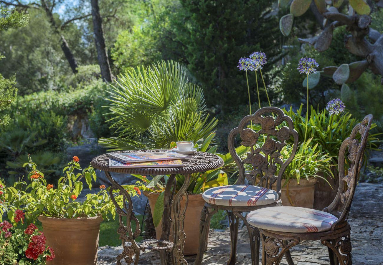 Jardin precioso