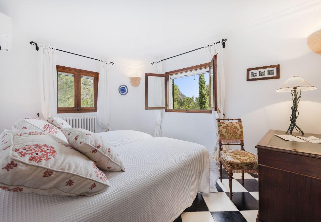 Dormitorio para uno