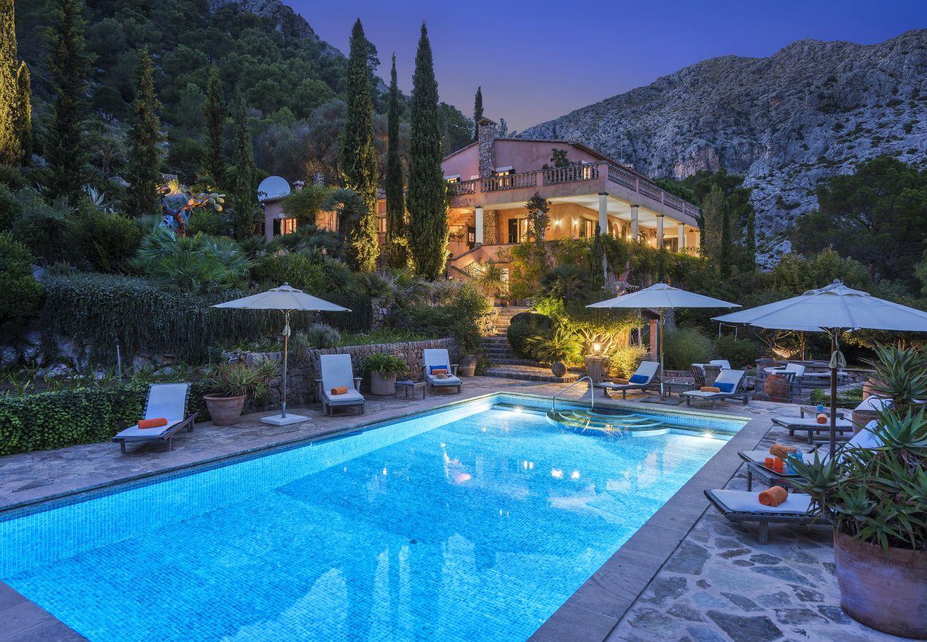 piscina de notche